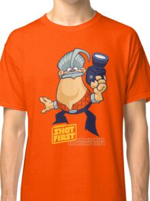 George Shot First Classic T-Shirt
