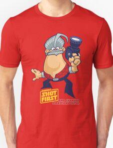 George Shot First T-Shirt