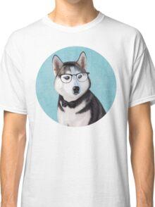 Mr Siberian Husky Classic T-Shirt