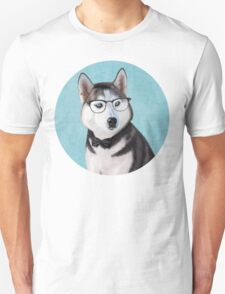 Mr Siberian Husky T-Shirt