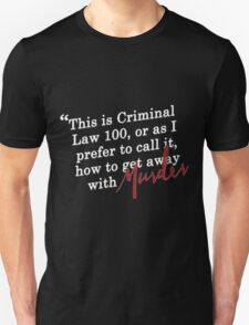 HTGAWM {FULL} T-Shirt