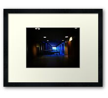Nottingham University Part 2 Framed Print