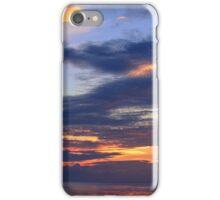 Daybreak Sky over the Caribbean Sea iPhone Case/Skin