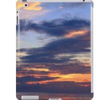 Daybreak Sky over the Caribbean Sea iPad Case/Skin