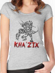 Kha Zix Women's Fitted Scoop T-Shirt