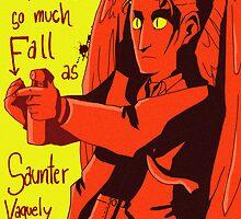 Crowley by twylluan
