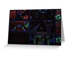 Huichol Art - Arte Huichol Greeting Card