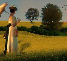 Springtime by Richard  Gerhard