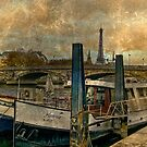 Port Des Champs -Elysees by peter donnan