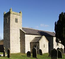St Michael's Church, Cold Kirby by redown