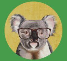 Mr Koala One Piece - Short Sleeve