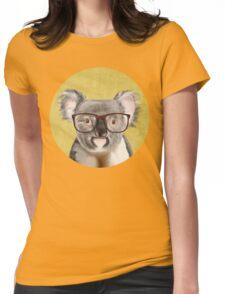 Mr Koala Womens Fitted T-Shirt