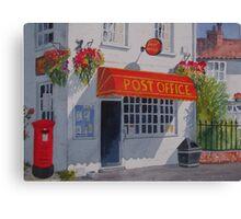 Strensall Post Office Canvas Print