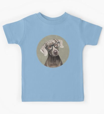 Mr Weimaraner Kids Clothes