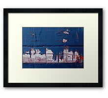 cathedral city Framed Print