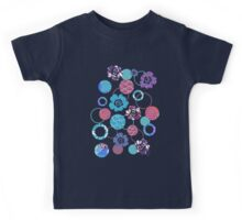 japanese spring blossoms Kids Tee