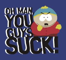 Angry Cartman by VintageTeeShirt