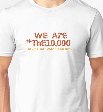 We Are #The10000 T-Shirt
