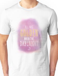 When the Day Met the Night T-Shirt