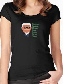 S.A.N.D.E.R.S Women's Fitted Scoop T-Shirt