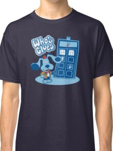 Who's Clues Classic T-Shirt
