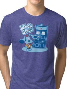Who's Clues Tri-blend T-Shirt