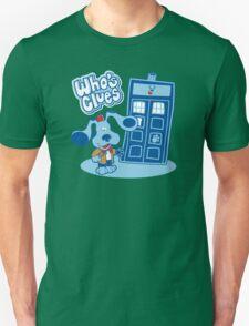 Who's Clues Unisex T-Shirt
