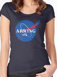Arwing Women's Fitted Scoop T-Shirt