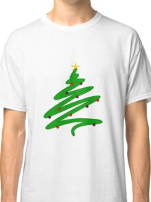 Christmas Tree Classic T-Shirt