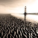 Point of Ayr by Wayne  Molyneux