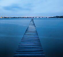 Walk the Plank - Sylvania, NSW by Malcolm Katon