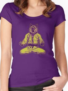 Martial Arts - Way of life #5 Women's Fitted Scoop T-Shirt