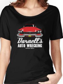 Darnell's Auto Wrecking Women's Relaxed Fit T-Shirt