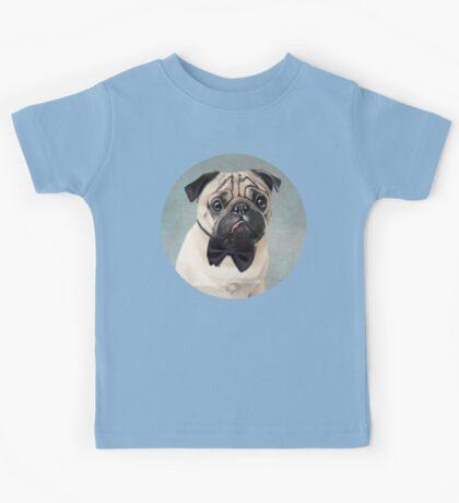 Mr Pug Kids Tee