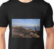 Evening Coastal Color Unisex T-Shirt