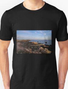 Evening Coastal Color T-Shirt
