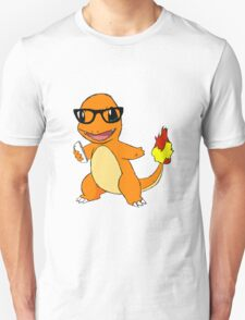 Hipster Charmander T-Shirt