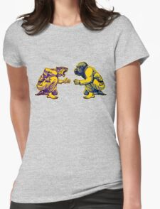 Martial Arts - Way of Life #1 Womens Fitted T-Shirt