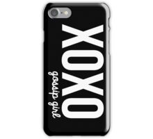XOXO- gossip girl iPhone Case/Skin