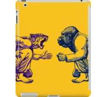 Martial Arts - Way of Life #1 iPad Case/Skin