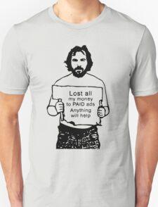 Content Marketing Spoof T-Shirt