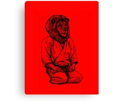 Martial Arts - Way of Life #6 Canvas Print