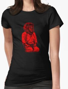 Martial Arts - Way of Life #6 Womens Fitted T-Shirt