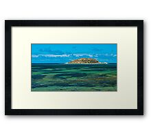 Victor Harbor, SA (no boat) Framed Print