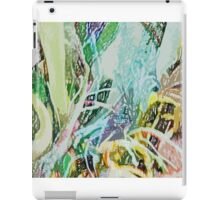 Colours of the Undergrowth iPad Case/Skin