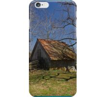 iPhone case Landis Valley Museum Chicken coop 2 iPhone Case/Skin