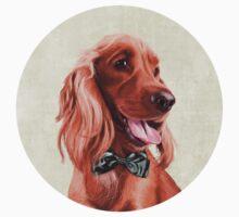 Mr. English Cocker Spaniel portrait Kids Clothes