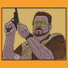 Big Lebowski Walter by CultureCloth