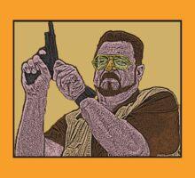 Big Lebowski Walter by CultureCloth