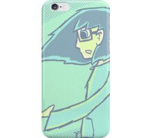 Mint Pastel Andrew iPhone Case/Skin